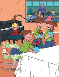 Cover A Mystery at Thanksgiving