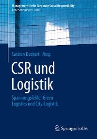 Cover CSR und Logistik
