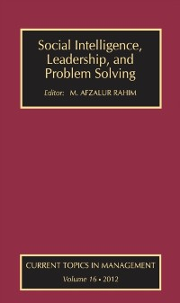 Cover Social Intelligence, Leadership, and Problem Solving