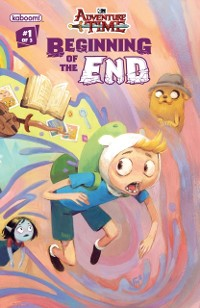 Cover Adventure Time: Beginning of the End #1