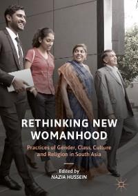 Cover Rethinking New Womanhood