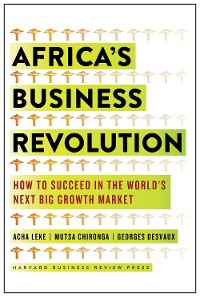 Cover Africa's Business Revolution