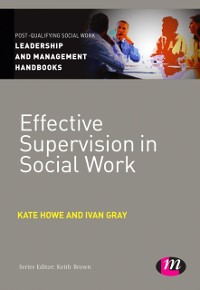 Cover Effective Supervision in Social Work
