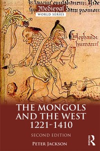 Cover Mongols and the West