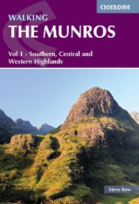 Cover Walking the Munros Vol 1 - Southern, Central and Western Highlands