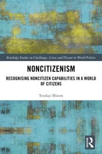 Cover Noncitizenism