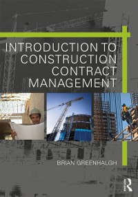 Cover Introduction to Construction Contract Management