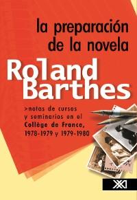 Cover La preparación de la novela