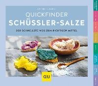 Cover Schüßler-Salze, Quickfinder