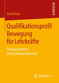 Cover Qualifikationsprofil Bewegung für Lehrkräfte