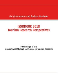 Cover Iscontour 2018 Tourism Research Perspectives