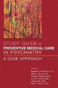 Cover Study Guide to Preventive Medical Care in Psychiatry
