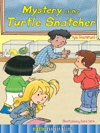 Cover Mystery of the Turtle Snatcher