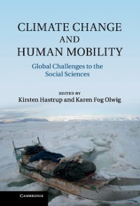 Cover Climate Change and Human Mobility