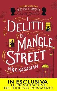 Cover I delitti di Mangle Street