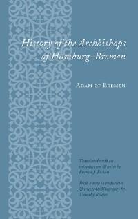 Cover History of the Archbishops of Hamburg-Bremen