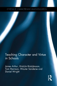 Cover Teaching Character and Virtue in Schools