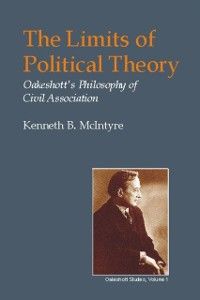 Cover Limits of Political Theory