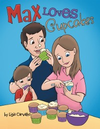 Cover Max Loves Cupcakes
