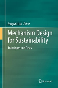 Cover Mechanism Design for Sustainability