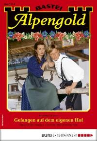 Cover Alpengold 314 - Heimatroman
