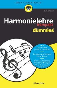 Cover Harmonielehre kompakt für Dummies