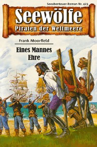 Cover Seewölfe - Piraten der Weltmeere 423