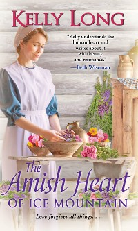 Cover The Amish Heart of Ice Mountain