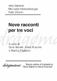 Cover Nove racconti per tre voci