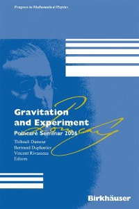 Cover Gravitation and Experiment