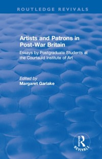Cover Artists and Patrons in Post-war Britain