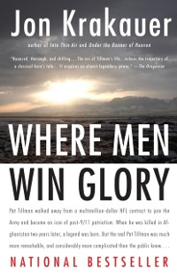 Cover Where Men Win Glory