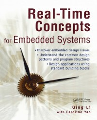 Cover Real-Time Concepts for Embedded Systems