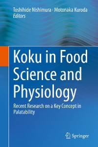 Cover Koku in Food Science and Physiology