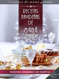 Cover Recetas navideñas de mamá grande