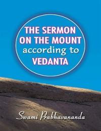 Cover Sermon On the Mount According to Vedanta