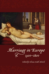 Cover Marriage in Europe, 1400-1800