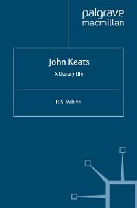Cover John Keats