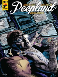 Cover Peepland (2016), Issue 3