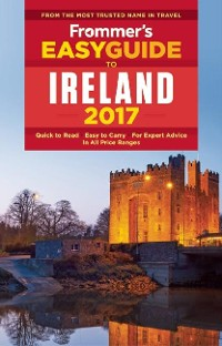 Cover Frommer's EasyGuide to Ireland 2017