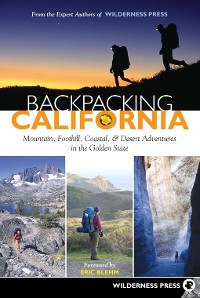 Cover Backpacking California