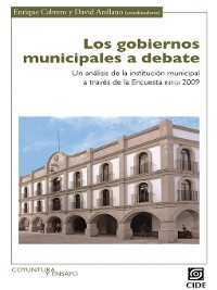 Cover Los gobiernos municipales a debate