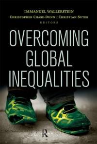 Cover Overcoming Global Inequalities