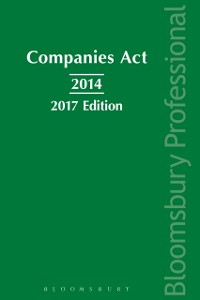 Cover Companies Act 2014: 2017 Edition