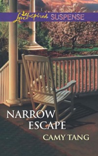 Cover Narrow Escape (Mills & Boon Love Inspired Suspense)