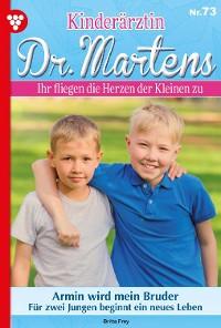 Cover Kinderärztin Dr. Martens 73 – Arztroman