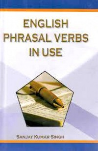 Cover ENGLISH PHRASAL VERBS IN USE