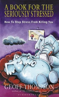 Cover Book For The Seriously Stressed