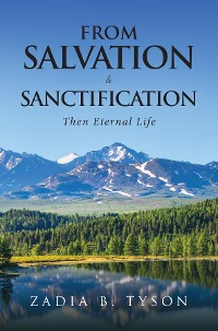 Cover From Salvation To Sanctification