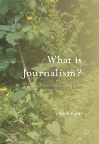 Cover What is Journalism?